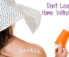 Sun Safety | The 3 P's of Skin Health