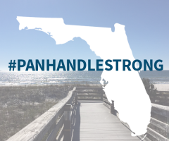 Recover, Rebuild, Restore—We are Panhandle Strong!