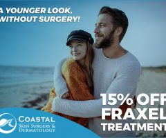 Fall for Fraxel | Save 15% Off Your Treatments