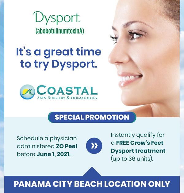 ZO Dysport Cosmetic Dermatology