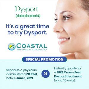 ZO Peel Promotion Panama City Beach Dermatologist