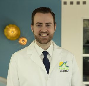 Dr Zac Carter - Coastal Skin Surgery