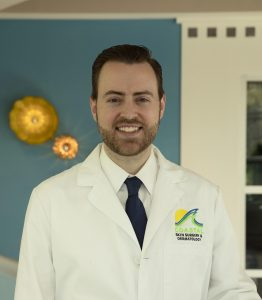 Dr Zac Carter - Coastal Skin Surgery